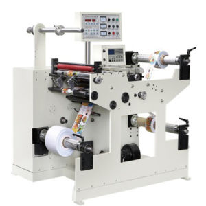Automatic Slitting Machine with High Quality (ZX-550) pictures & photos
