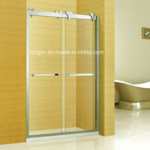 New Design 304 Stainless Steel Bethroom Shower Screen (A-8951) pictures & photos