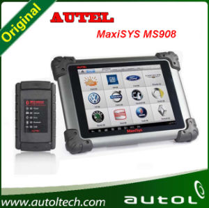 China Original Autel MaxiSys MS908 OBD 2 Bluetooth Scanner Wireless