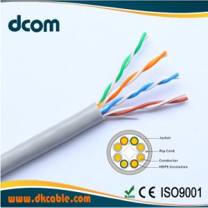 network cables and connectors cat5e utp 4pairs twist network cable