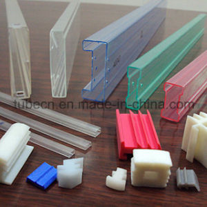 Anti-Static IC Packaging Tube with Stopper or Pin