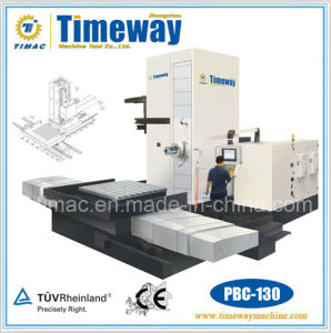 CNC Planer Type Horizontal Boring and Milling Machine (PBC-130) pictures & photos