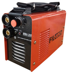 MMA IGBT Welder with High Duty Cycle (IGBT-160V)