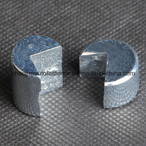 Blue Zinc Plated Furniture Special Shape Nut (CZ056)