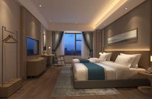 Luxury Bedroom Model High End Bistro Hotel Furniture