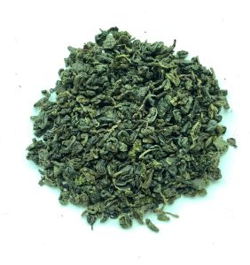 9501 Green Tea Gunpowder Zhu Cha for Uzbeikistan Market