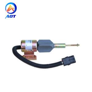 12V//24V Power On//Off Pull Type Diesel Engine Parts Stop Solenoid for Generator