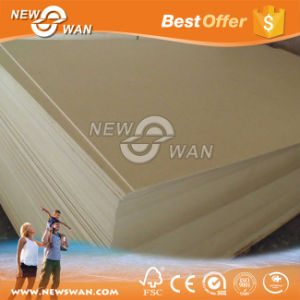 Waterproof Medium Fiberboard Sheet MDF Board pictures & photos