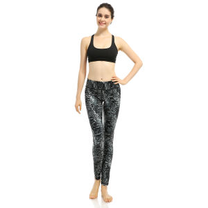 5041aea4bf569 China Wholesale Printed Colorful Tight Ladies Yoga Pants - China ...