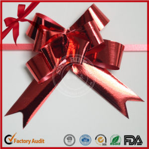 Red Butterfly Pull Bows for Decorations pictures & photos