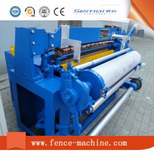 Rolled Welded Wire Mesh Machine pictures & photos