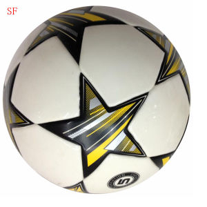Standard Size 5 PVC Soccer Ball pictures & photos