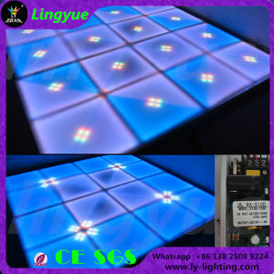China Ly DMX Stage Make Sensitive LED Dance Floor Light pictures & photos