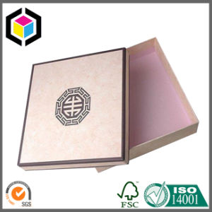 Custom Color Texture Paper Cardboard Gift Paper Packing Box