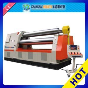 Heavy Duty Steel Plate Rolling Machine pictures & photos