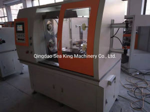 Rubber Washer Cutting Machine