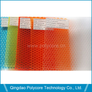 Polycarbonate Honeycomb pictures & photos