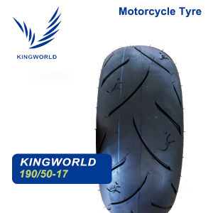 Motorcycle Tubeless Tyre 180/55-17 190/50-17 pictures & photos
