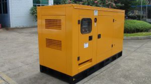 120kVA/96kw Perkins Powered Diesel Generator Sets pictures & photos
