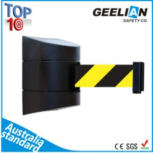 Spain and Italy Yellow Portable Traffic Safety Plastic Barrier