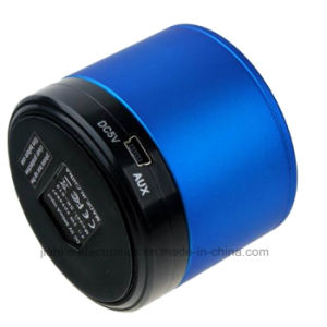 Mini Portable Wireless Bluetooth Speaker with Logo Printed (656)