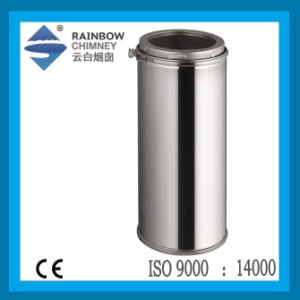 6 Inch Inner Diameter All Fuel Stainless Steel Chimney pictures & photos