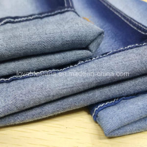 Cotton Spandex Denim Fabric (KL108) pictures & photos