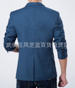 Light Weight Casual Blazer Jacket Men′s Sportswear Men Suits Fashion pictures & photos