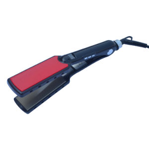 1.5inch Salon Professional LED Display Hair Straightener Iron