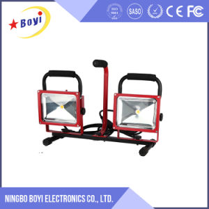 Cheap Wholesale Portable 20W LED Rechargeable Work Light pictures & photos