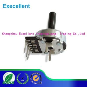 3 Terminals Rotary Potentiometer for Electronic Tools