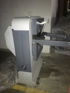 Ds-619A-120t Perforating & Embossing Machine for Leather pictures & photos