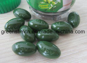 OEM Light Green Long Softgel for Weight Loss pictures & photos