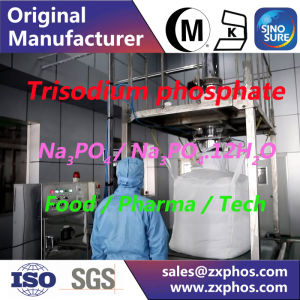 Trisodium Phosphate Food Grade pictures & photos
