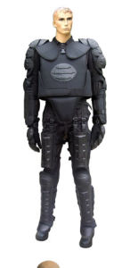 Military Police Anti Riot Suit (JQ-100) pictures & photos