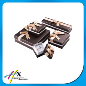 Luxury Personalized Paper Gift Packaging Box for Jewelry pictures & photos