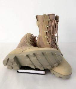 Military Zipper Swat Boots, Desert Army Combat Boots pictures & photos