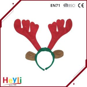 Factory Supply Deer Animal Ears Hairbands for Party Decoration