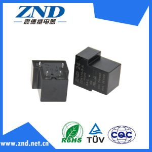 Zd4115 4 Pin 40A 24V Miniature Sesitive Power Relay for Household Appliances