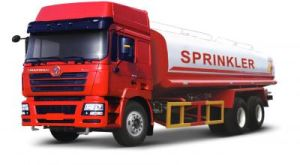 Shacman F3000 Water Trucks with Water Pump, Sprinkler Sale
