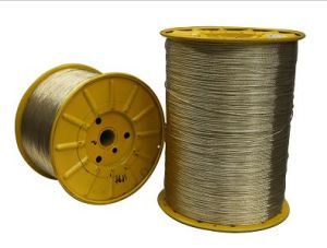 High Adhesion Hot Sale 2*0.3ht Steel Wire pictures & photos