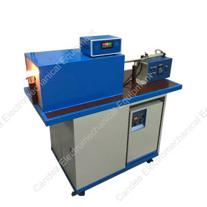 Industrial Electric Induction Heating Forging Furnace for Metal Foundry Mf-50kg