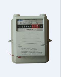 Gk 2.5/4 Wireless Remote Gas Meter, Lora, AMR System pictures & photos