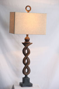Resin Table Lamp for Indoor pictures & photos