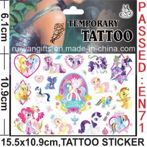 Wholesale Temporary Tattoo Sticker with En71 Certification (cg085) pictures & photos