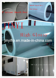High Gloss Fiberglass FRP Flat Sheet in Roll&Coil