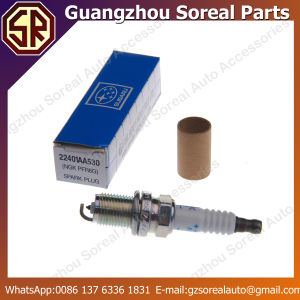 High Quality Iridium Spark Plug 22401-AA530 Ngk Pfr6g for Subaru pictures & photos