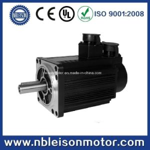 200W and 400W 3000rpm AC Servo Motor pictures & photos