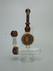 Heady Glass Oil Rigs Water Pipes Glass Pipes Bubbler pictures & photos