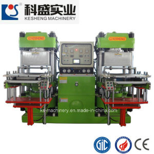 300t Vacuum Rubber Machine for Rubber Silicone Products (KS300V2) pictures & photos